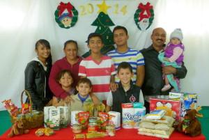 Familia Mayorquin 2014